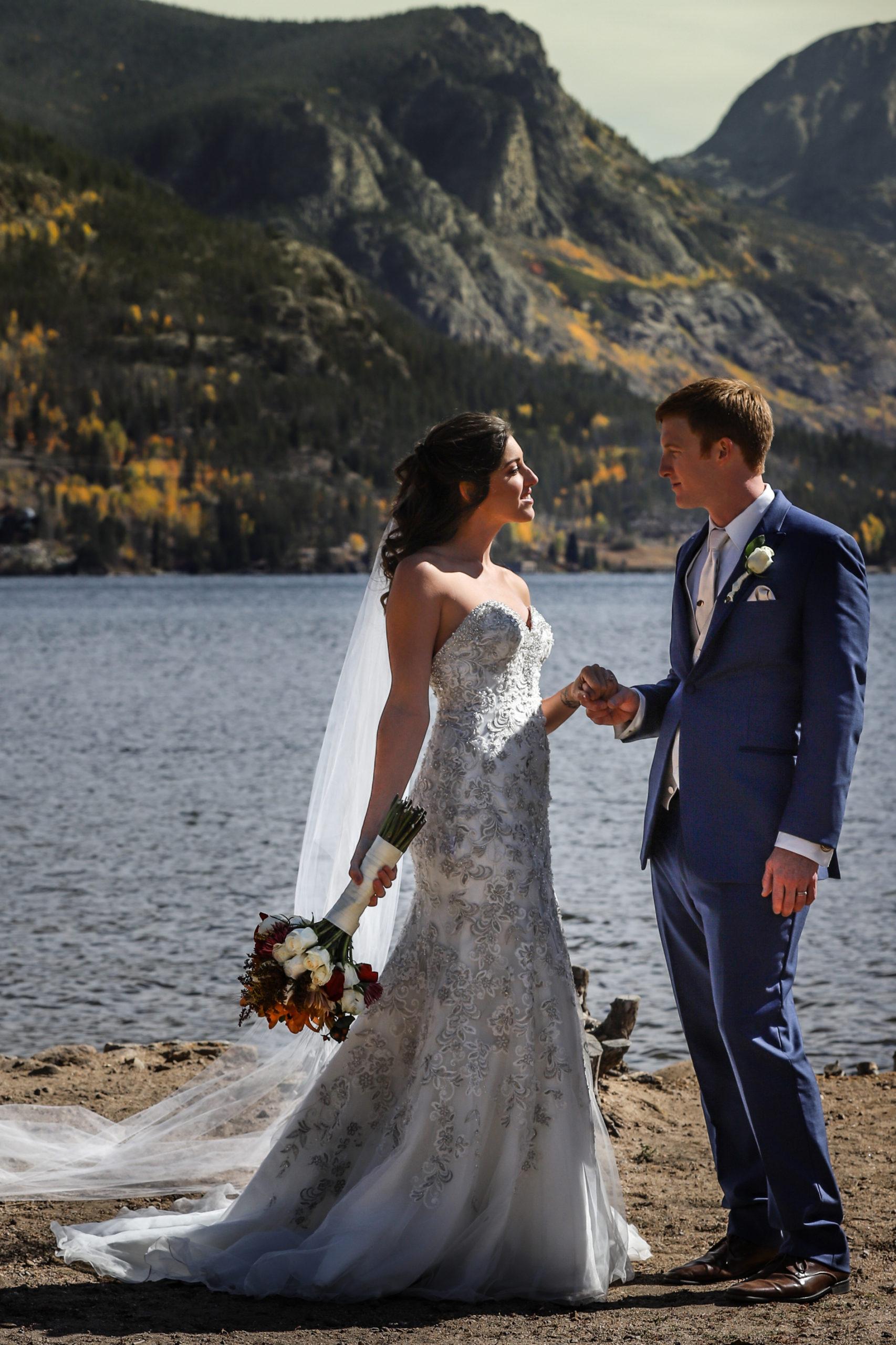 destination wedding grand lake