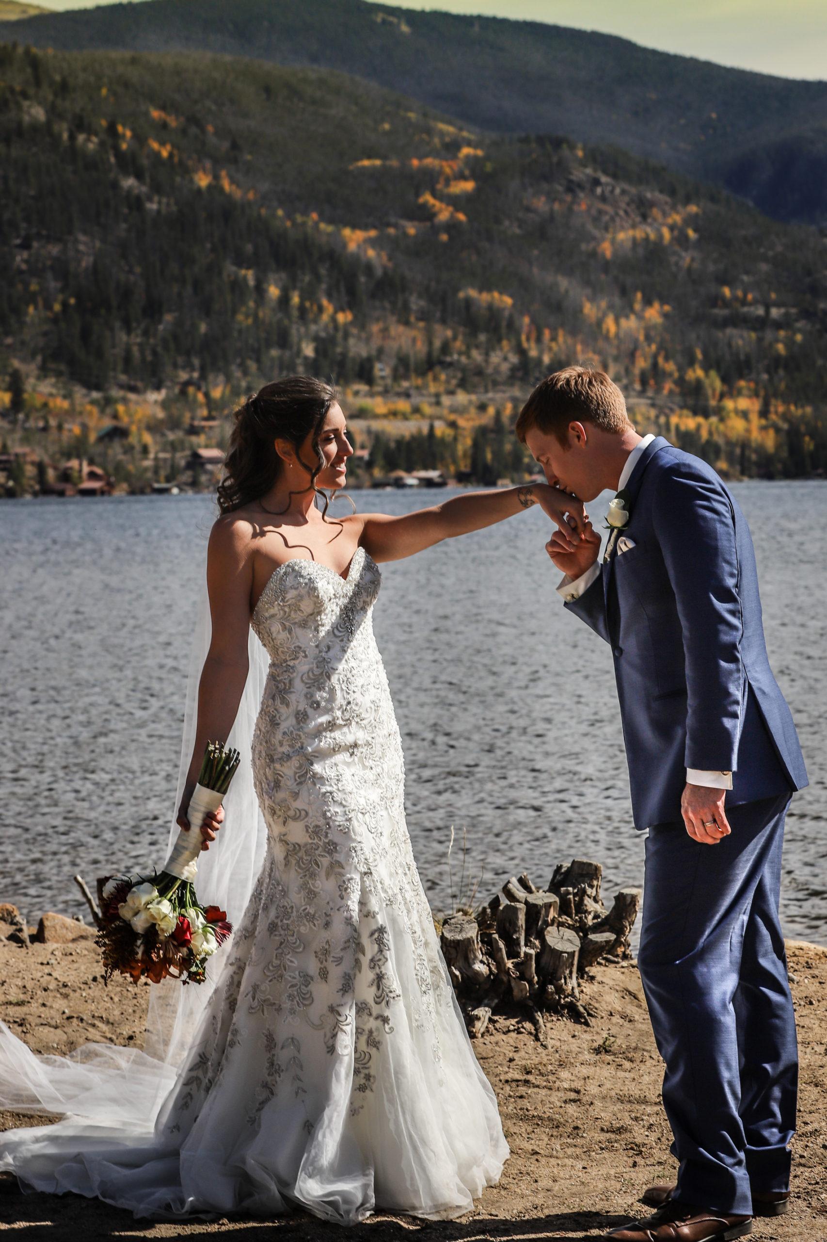wedding photograph grand lake