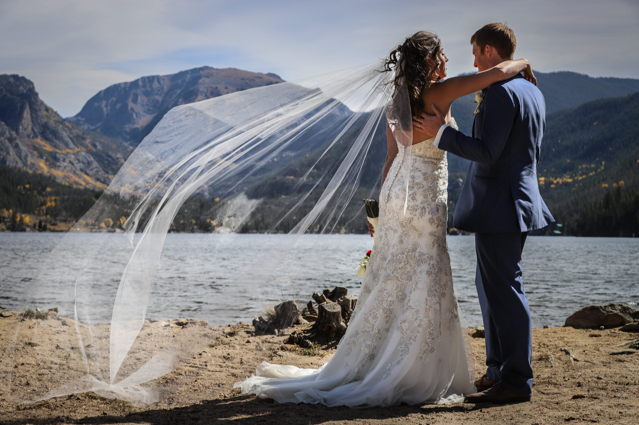 destination wedding grand lake co